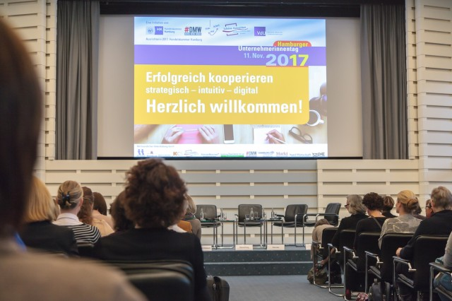 Hamburger Unternehmerinnentag 2017